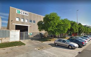 La empresa CYMI ocupa dos naves del polígono industrial La Post de Gavà