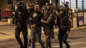 Més d'un centenar de ferits en una sèrie d'enfrontaments a Jerusalem Est