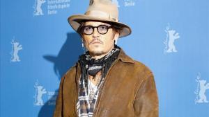 El actor Johnny Depp.