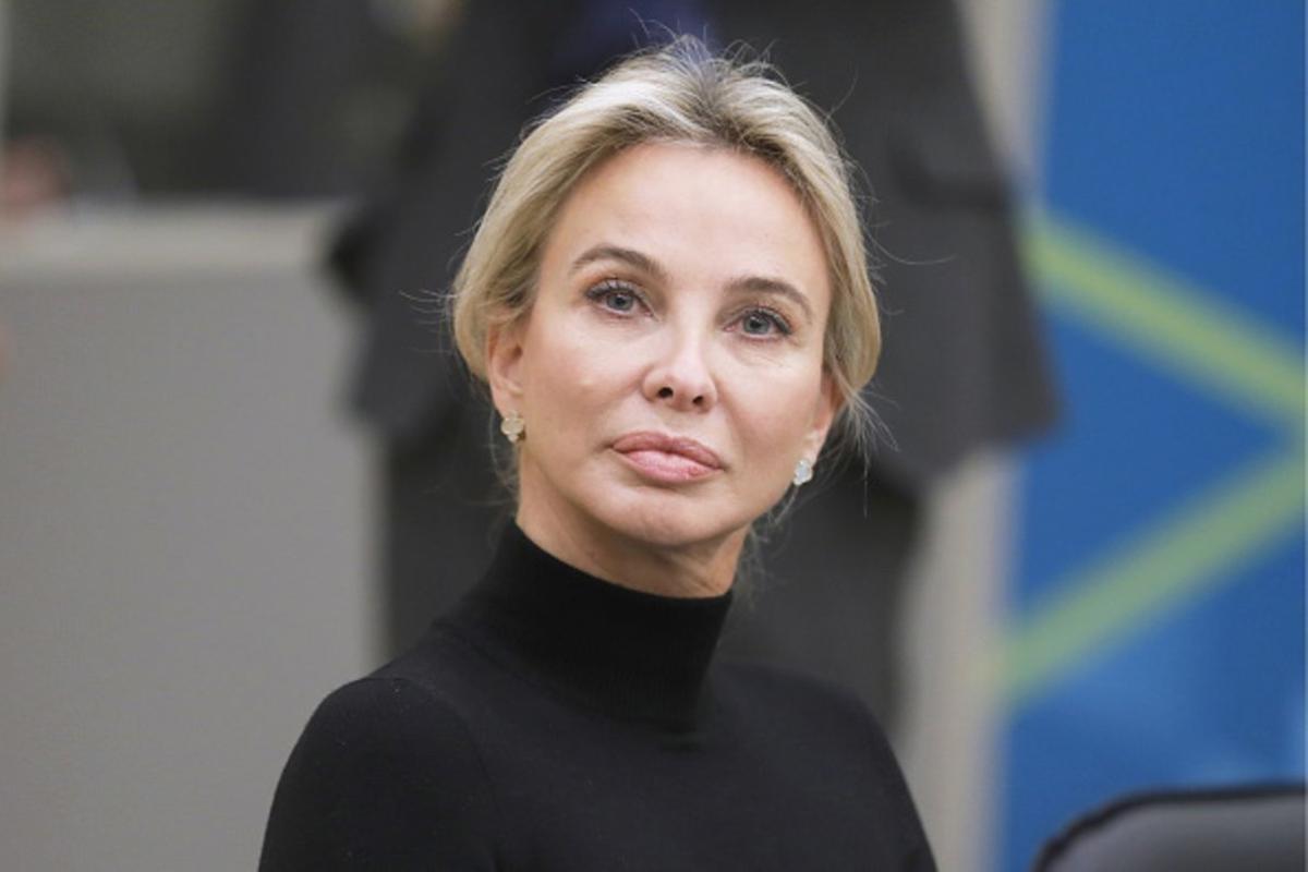 Corinna Larsen, en una imagen de archivo.