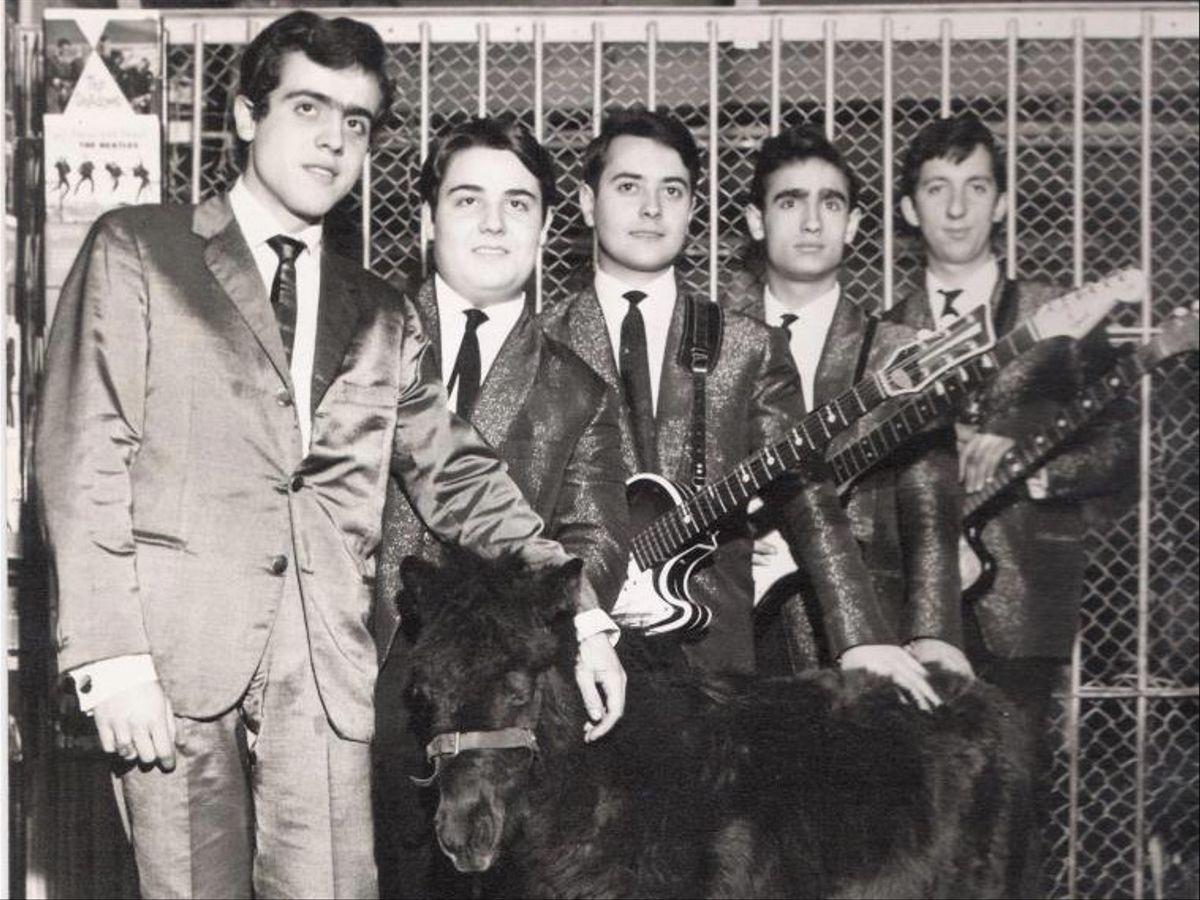 Muere Sebastián Sospedra, fundador y bajista de Los Salvajes