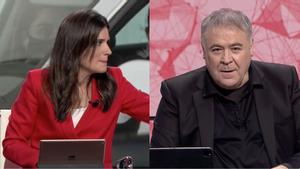 María Llapart y Antonio García Ferreras