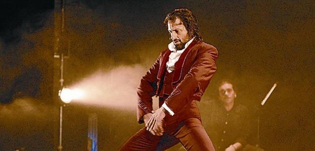 El bailaor Rafael Amargo.