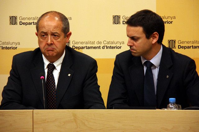 La carta del Govern al ministro de Hacienda, Cristóbal Montoro