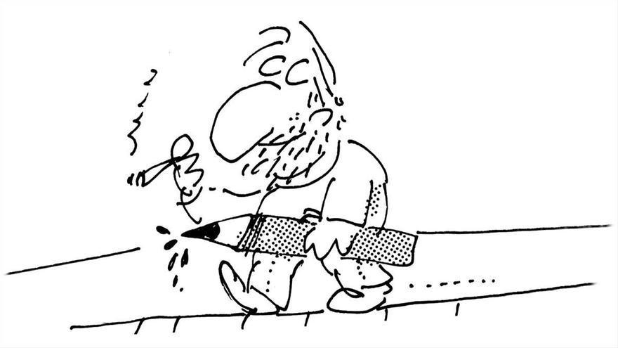 25 años sin el humor crítico y lúcido de Perich
