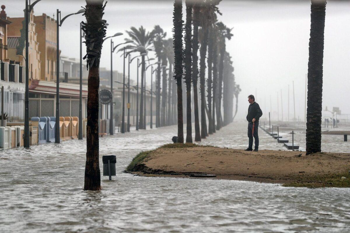 Comprueba hasta dónde subirá el nivel del mar en tu ciudad en 2050