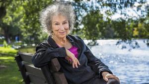 La escritora canadiense Margaret Atwood.
