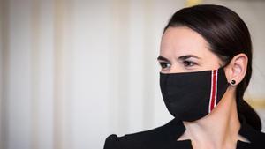 Rússia inclou Tikhanóvskaia a la seva llista de recerca i captura