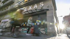 Los Cinemes Texas, cerrados, este viernes