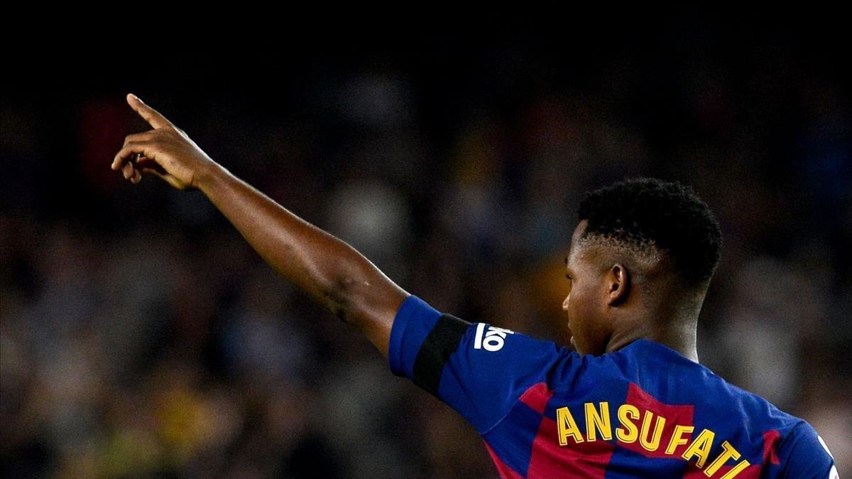 Valverde ha anunciado rotaciones y Ansu Fati puede regresar.