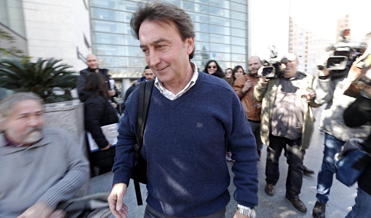 Muere Adrián Campos, leyenda de la F-1 y descubridor de Fernando Alonso