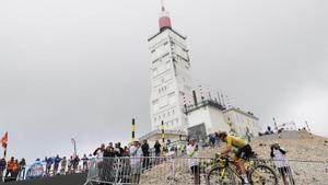 Tour de França: Pogacar pateix en la batalla del Ventoux