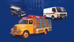 Vehículos de reparto y transporte