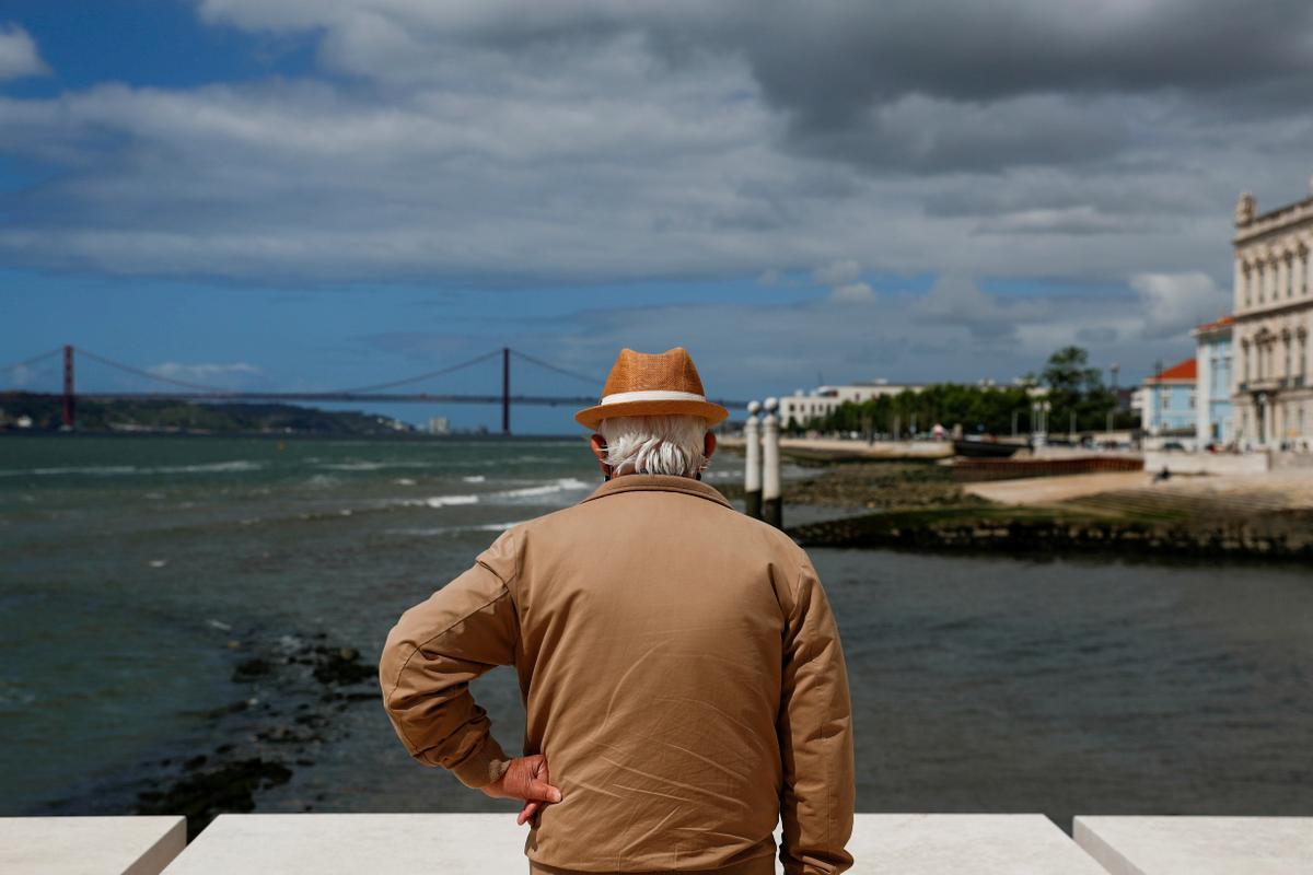 La pandemia avanza en Lisboa por culpa de la variante delta.