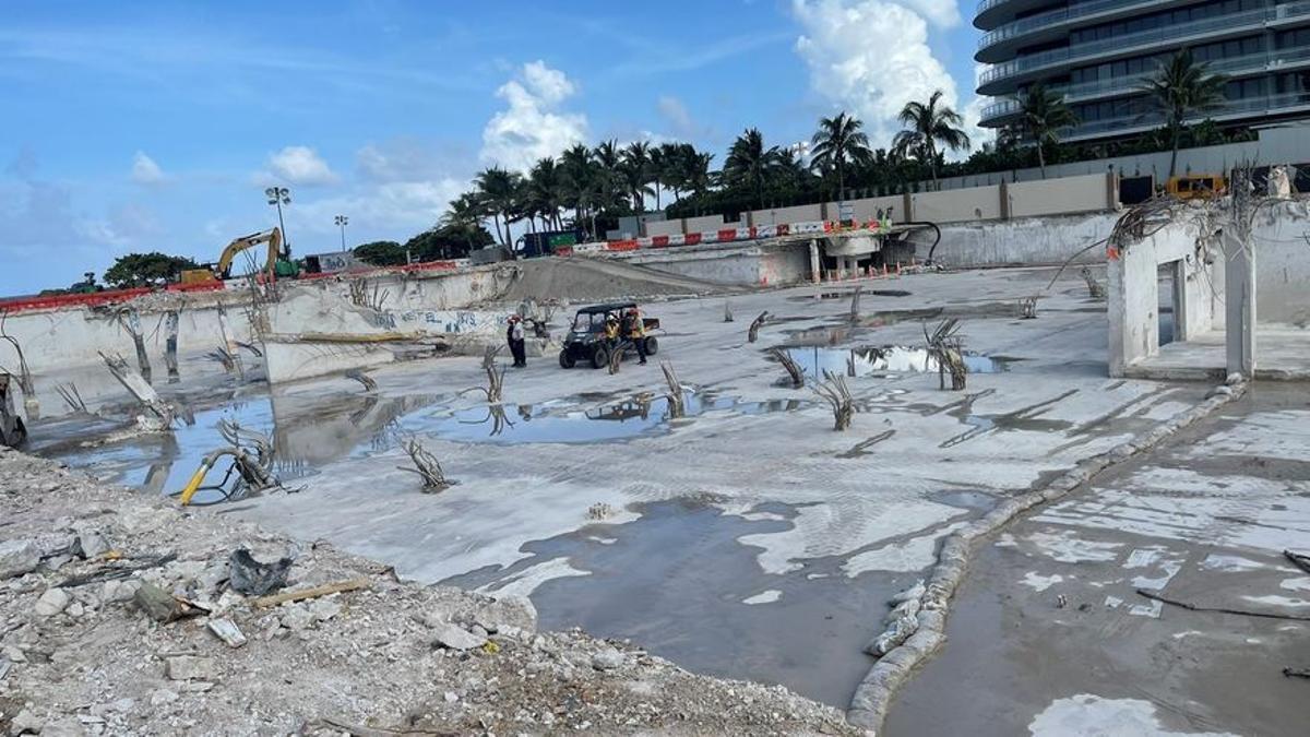 Las víctimas del derrumbe en Miami-Dade recibirán al menos 150 millones de dólares.