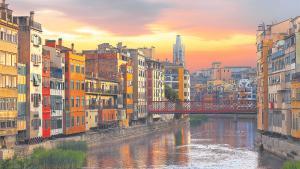 Girona, una ciutat per redescobrir l'arc de Sant Martí
