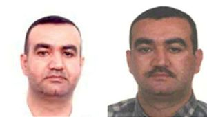 FILE PHOTO  A combination picture of Salim Jamil Ayyash  one of four men wanted for the assassination of Lebanon s former Prime Minister Rafik al-Hariri  is shown in this undated handout picture released at the Special Tribunal for Lebanon website July 29  2011  The U N -backed Lebanon tribunal released on July 29  2011  the names  photographs and details of four men wanted for the assassination of statesman Rafik al-Hariri in a bid to speed up their arrest   REUTERS Special Tribunal for Lebanon Handout (LEBANON - Tags  POLITICS CIVIL UNREST) FOR EDITORIAL USE ONLY  NOT FOR SALE FOR MARKETING OR ADVERTISING CAMPAIGNS File Photo File Photo