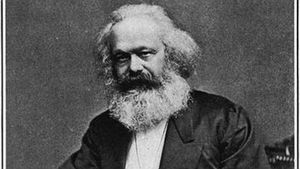 Karl Marx, padre del marxismo