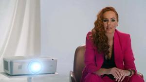 Rocío Carrasco, durante uno de los episodios de 'Rocío, contar la verdad para seguir viva'.