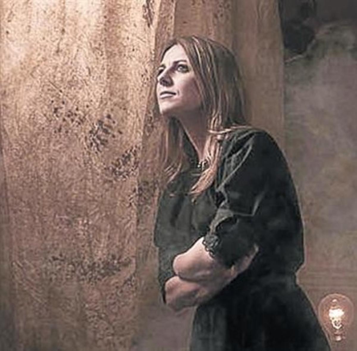 La cantaura Vicky de Clascà, alias Bikimel.
