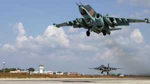 Un caça rus intercepta un avió militar dels EUA a prop de l'espai aeri de Rússia