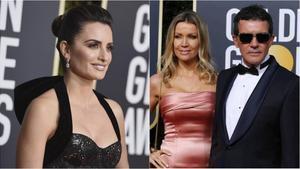 Penélope Cruz y Antonio Banderas se quedan sin premio en unos repartidos Globos de Oro 2019