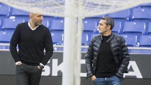 Barça i Espanyol, el derbi dels antípodes