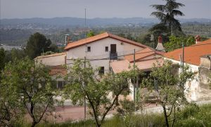 El centro de menores de Can Rubió en Esparraguera.
