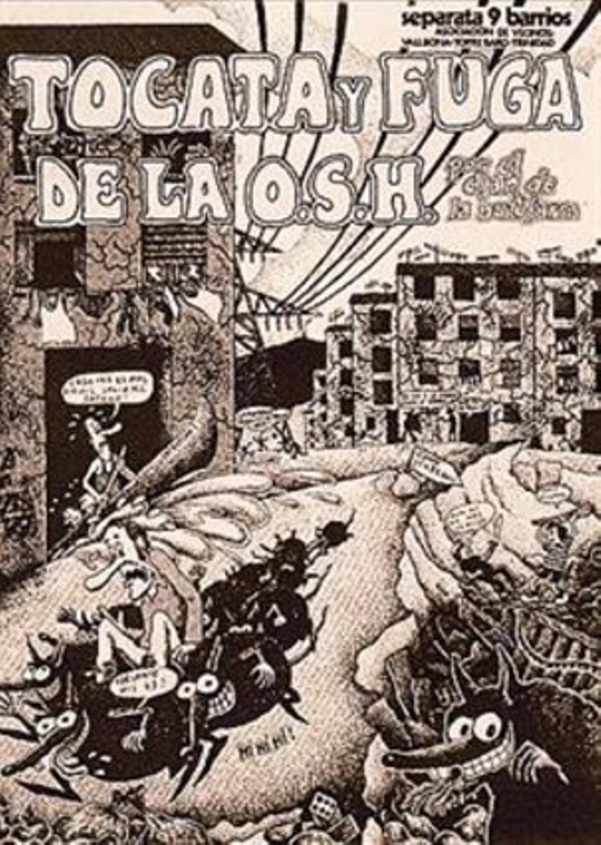 EL LOGO  3Portadas de Max (nº cero, 1975), Alfons López (1977, la izquierda al poder) y Carlos Giménez (1977, sobre la crisis).