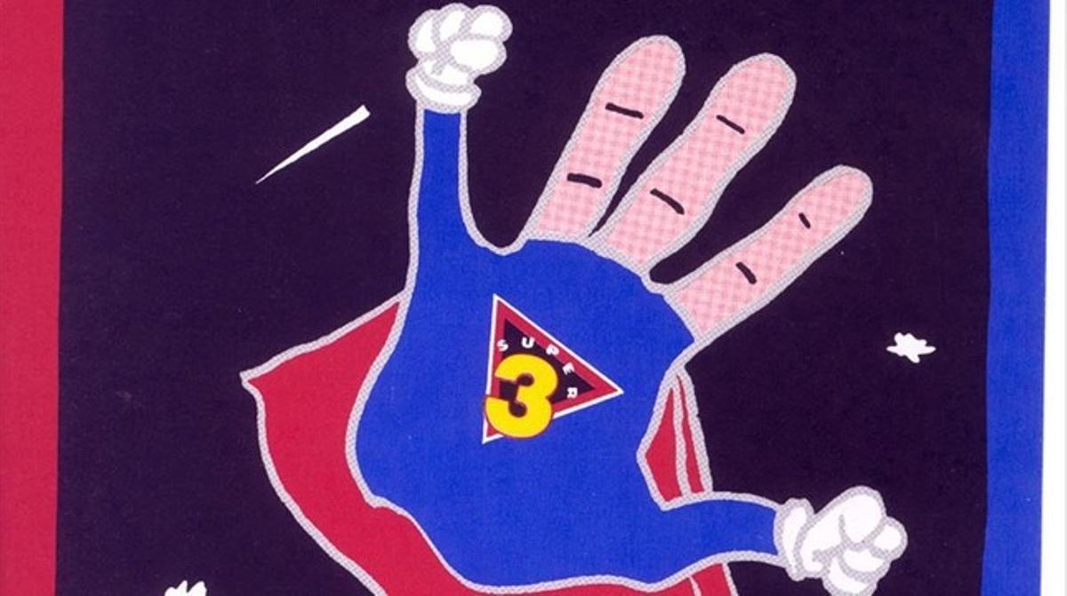 La Supermà del 'Club Super 3'.