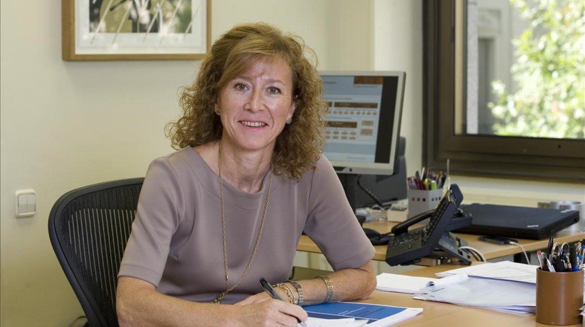 La subogernadora del Banco de España, Margarita Delgado.