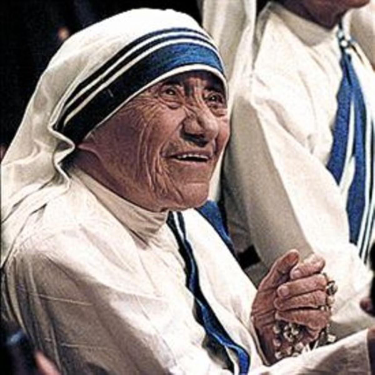 Nueva York pone una calle a la madre Teresa  de Calcuta
