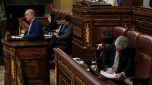Suárez Illana da la espalda otra vez a Bildu en el Congreso