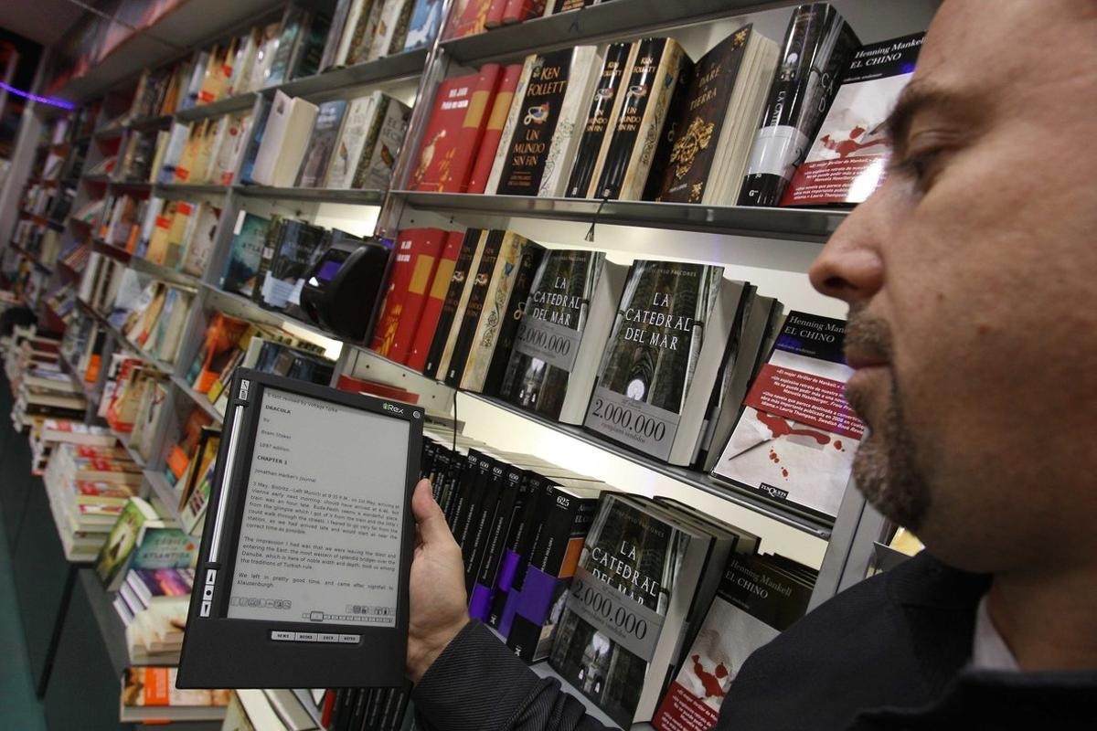 Día del Libro: la lectura digital y los ebooks crecen en el confinamiento