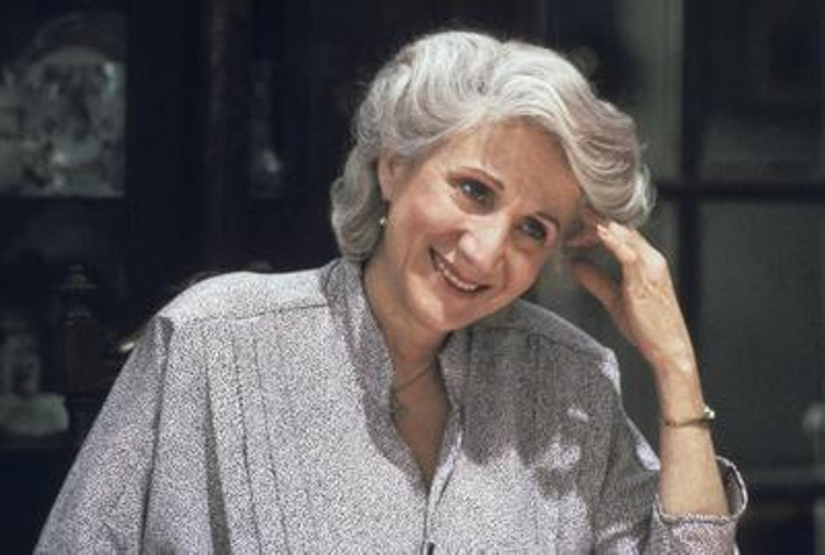 Olimpia Dukakis, en 'Hechizo de Luna' (1987).