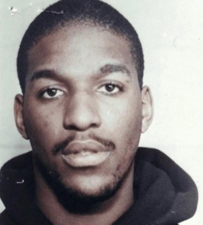 Cory Johnson, el ejecutado.