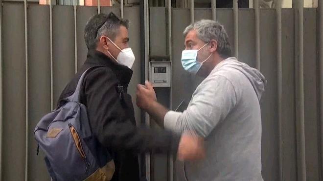 Los mossos muestran su descontento por el caso Hasél al conseller de Interior