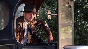 Matthew Rhys, en el papel del detective Perry Mason.