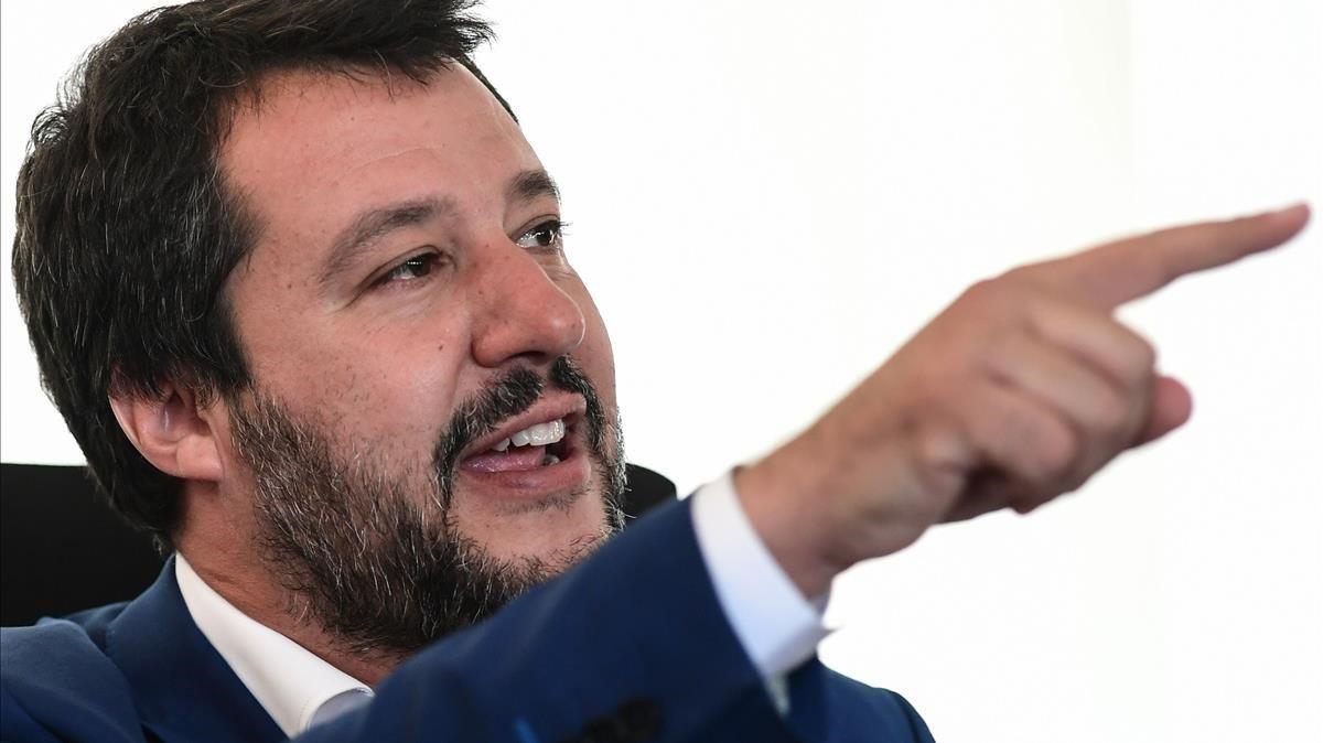 La mà dreta de Salvini va negociar a Moscou el finançament il·legal de la Lliga