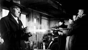 La matanza del día de San Valentín, recreada por Billy Wilder en 'Con faldas y a lo loco'.