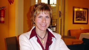 La escritora Núria Esponellà, en una imagen de archivo.