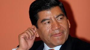 Mario Marín, el exgobernador detenido.