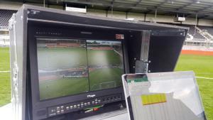 Los dispositivos de la FIFA para que el VAR pueda analizar el offside.