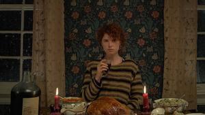 Jessie Buckley en 'Estoy pensando en dejarlo'.