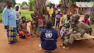 Milers de nens són cada any víctimes de violència en zones de conflicte de l'Àfrica