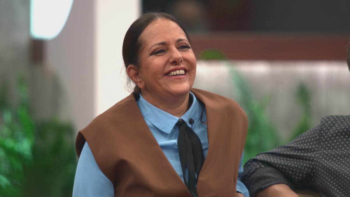 Yolanda Ramos, en 'LOL: si te ríes pierdes'.
