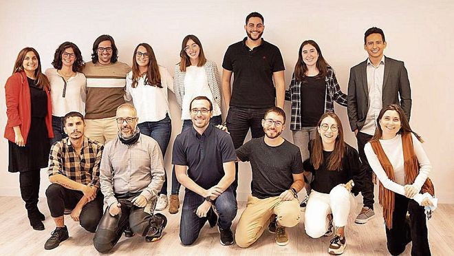 Emprenedors espanyols que sedueixen la UE