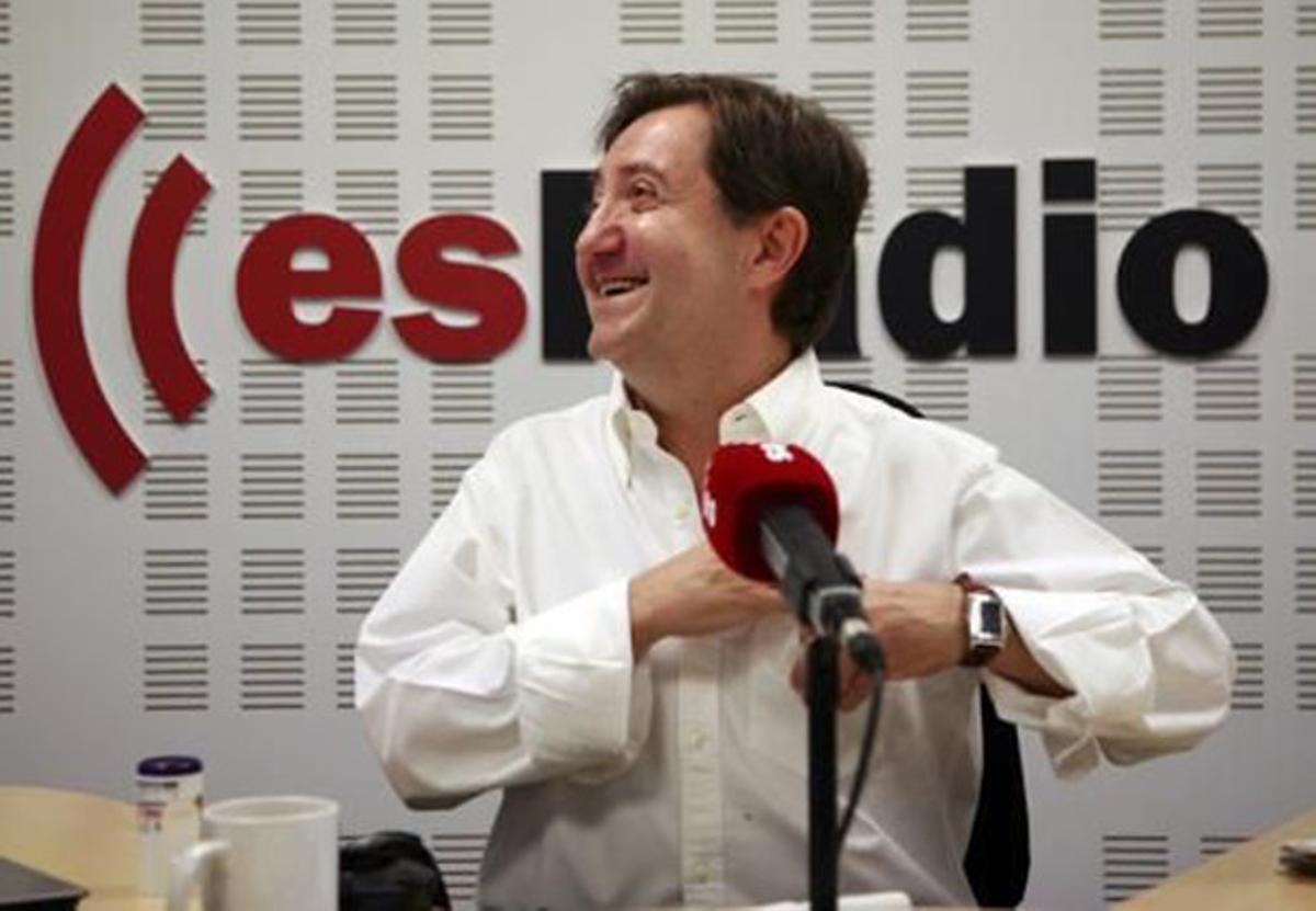 Federico Jiménez Losantos, periodista de EsRadio.