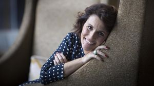 Ayanta Barilli: «A mi, del meu pare no em sorprèn res»