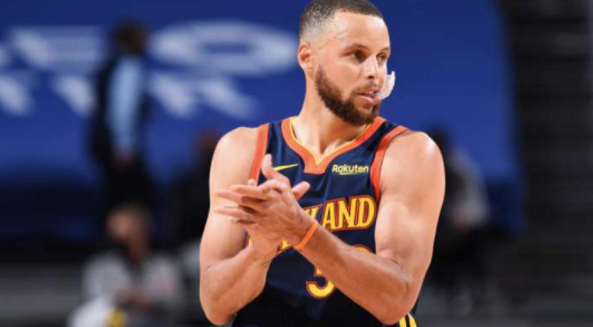 La temporada concluyó para Stephen Curry y los Warriors